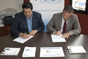 Acuerdo de colaboración entre la federación de asociaciones tecnológicas de Las Palmas y Central de Arbitraje