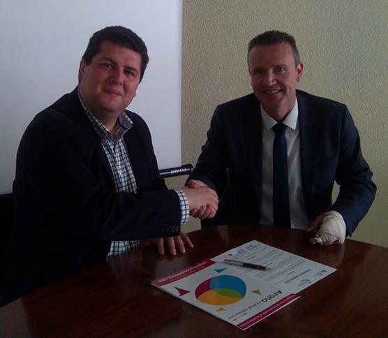 Convenio con aecp arona central de arbitraje for Convenio oficinas y despachos tenerife